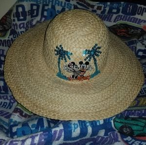 Mickey & Minnie Mouse Walt Disney World Fedora hat